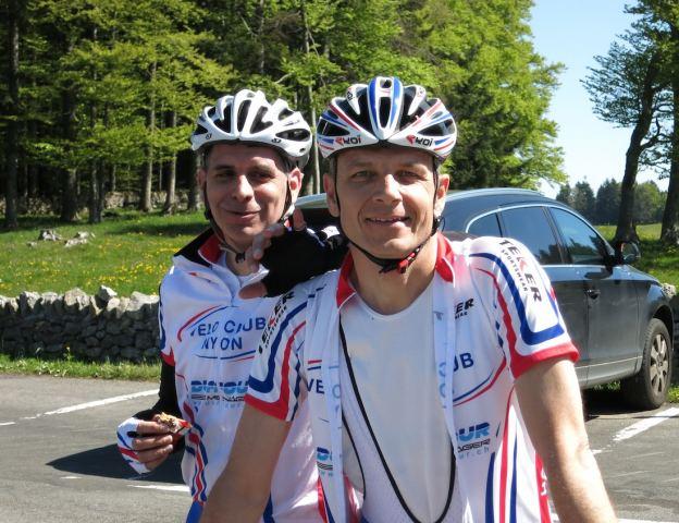 JMarc et Laurent gardent le sourire