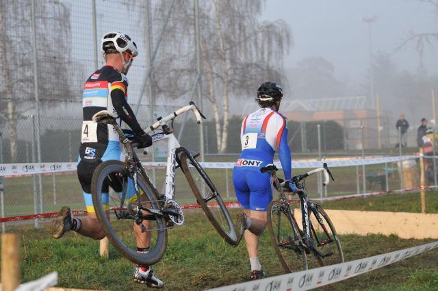 Cyclocross de Nyon, édition 2015
